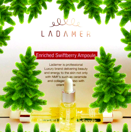 Ampoule kiểm soát dầu nhờn Ladamer
